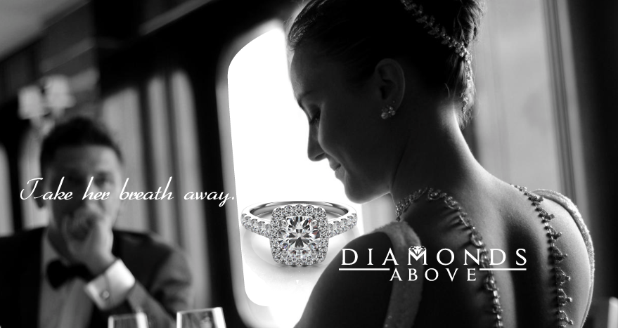 Shop diamond Engagement Rings and fine jewelry from Diamonds Above in Austin, Texas