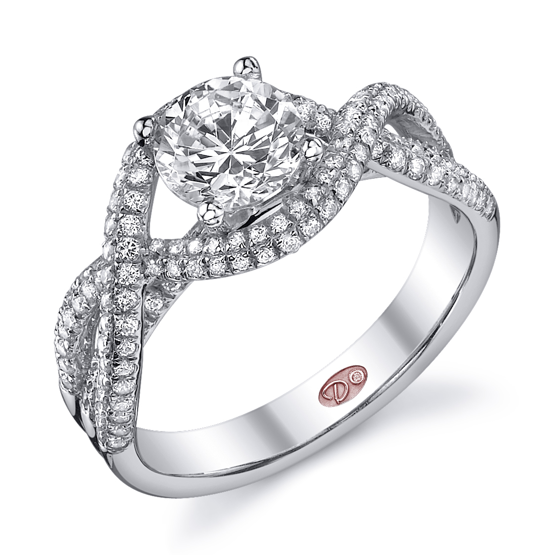 Demarco diamond engagement rings in Austin, Texas